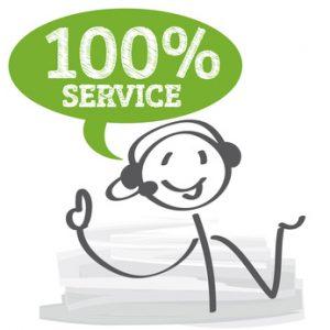 100% service codial