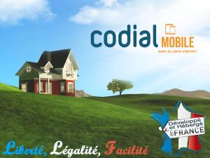 Codial Mobile Liberté